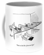 That One Looks Like A Flourescent Light Coffee Mug
