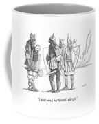 I Don't Mind Coffee Mug