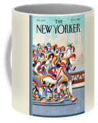 New Yorker November 8th, 2010 Coffee Mug
