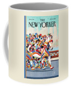 New Yorker November 8th, 2010 Coffee Mug