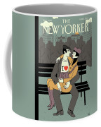 New Yorker April 1st, 2013 Coffee Mug