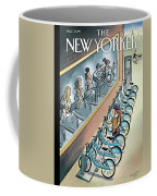 New Yorker June 3, 2013 Coffee Mug