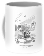 I'm Reading 'a Girl's Guide To Aerial Hunting Coffee Mug