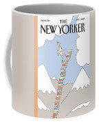 New Yorker October 1st, 2007 Coffee Mug