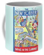 New Yorker September 24th, 2012 Coffee Mug