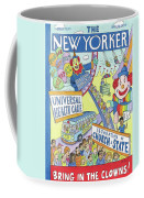 New Yorker September 24th, 2012 Coffee Mug