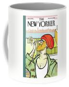 Brooklyn's Eustace Coffee Mug