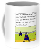 Of All Its Controversial Decisions Coffee Mug by Zachary Kanin