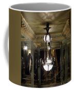 Unusual Lighting Fixture In Laduree On The Champs De Elysees Coffee Mug