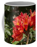 Unusual Tulips Coffee Mug