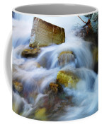 Unyeilding Rock Coffee Mug