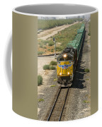 Up 8587 Southbound From Tipton Coffee Mug