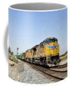 Up 8587 Southbound From Traver Coffee Mug