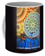 Up Against A Wall Coffee Mug