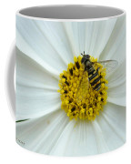 Up Close With The Bee And The Cosmo Coffee Mug