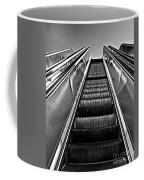 Up Escalator Coffee Mug