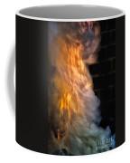 Up In Flames Coffee Mug