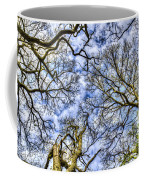 Up Into The Trees Coffee Mug