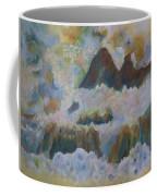 Up On Cloud Nine Coffee Mug