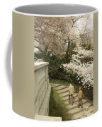 Up The Cherry Steps Coffee Mug