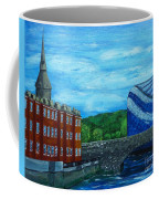 Up The Dodder Coffee Mug
