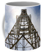 Up The Down Hole Coffee Mug