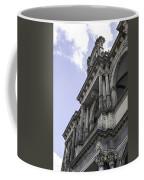 Up To The Left Coffee Mug