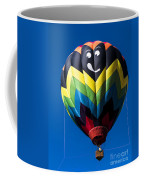 Up Up And Away In My Beautiful Balloon Coffee Mug by Edward Fielding