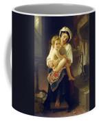 Up You Go Coffee Mug