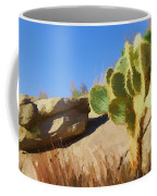 Uphill All The Way Coffee Mug