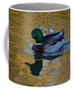 Upon Sunset Waters Coffee Mug