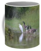 Upon The Misty Waters Coffee Mug