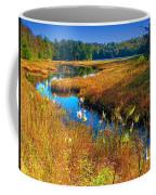Upper Cary Lake In The Adirondacks Coffee Mug