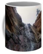 Upper Dorothy Falls 2 Coffee Mug