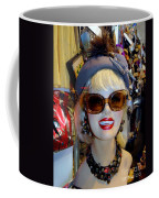 Upper East Side Lady Coffee Mug