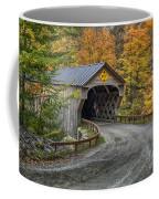 Upper Falls Covered Bridge Coffee Mug
