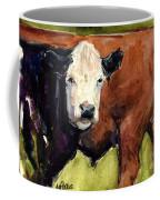 Upper Field Coffee Mug