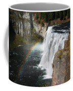 Upper Mesa Falls Idaho Coffee Mug
