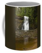 Upper North Silver Falls 2 Coffee Mug