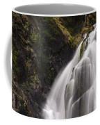 Upper Portion Of Lower Falls Coffee Mug