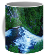Upper View Of Narada Falls Coffee Mug
