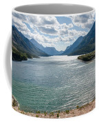 Upper Waterton Lake Coffee Mug