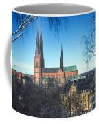 Uppsala Cathedral Coffee Mug