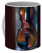 Upright Violin - Cool Coffee Mug