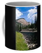 Upriver In Washake Wilderness Coffee Mug
