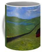 Upstate Lakes Region Coffee Mug