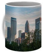 Uptown Charlotte North Carolina Cityscape Coffee Mug