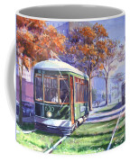 Streetcars Uptown New Orleans Coffee Mug