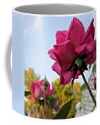 Upward Roses Coffee Mug
