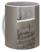 Urban Abstract Construction 4 Coffee Mug